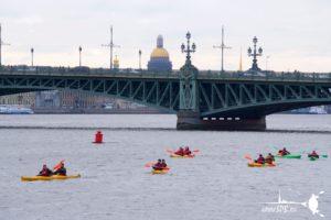 Санкт-Петербург каякинг-туры
